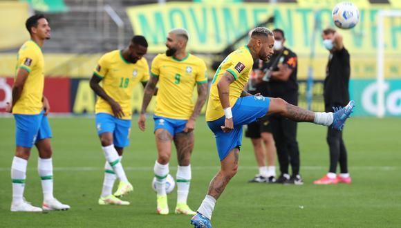 Selección Brasileña podría no jugar más de local las competiciones de FIFA. (Foto: EFE)