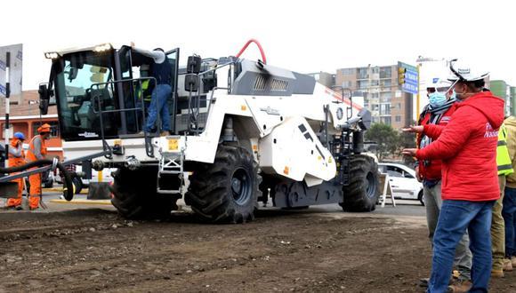 El proyecto, que busca mejorar el tránsito peatonal y vehicular en el Callao, demandará una inversión de S/ 5.058.799.82. (Foto: MTC)