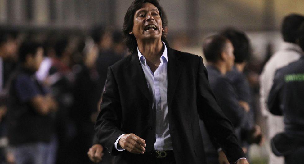 Ángel Comizzo comparó a Universitario con River Plate con la final de la Copa Libertadores en Lima