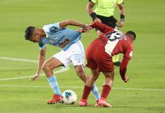 Universitario empató 2-2 sobre el final con Cristal