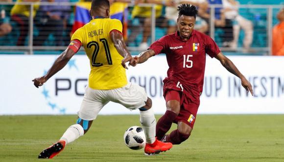 Ecuador vs. Venezuela se enfrentan por la fecha 3 de la Copa América 2021. Sigue los detalles del partido aquí.