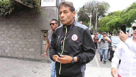 Universitario de Deportes: Chale definió al reemplazante de Polo