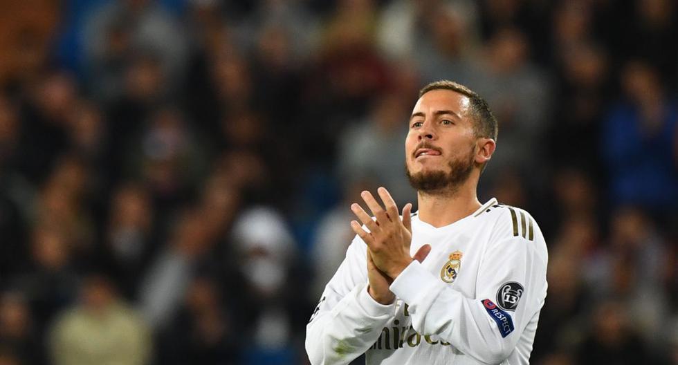 Thibaut Courtois confía en la recuperación de Eden Hazard