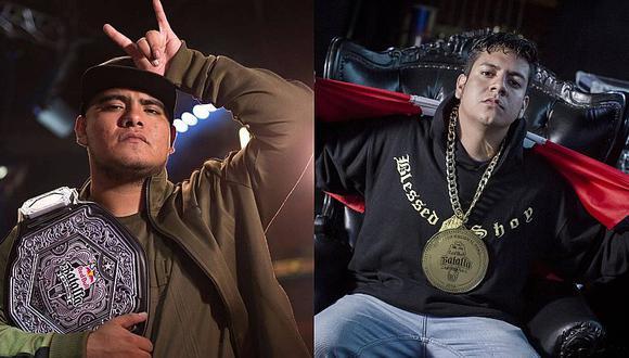 Aczino y Jota serán jurados de la Batalla de los Gallos Perú 2018