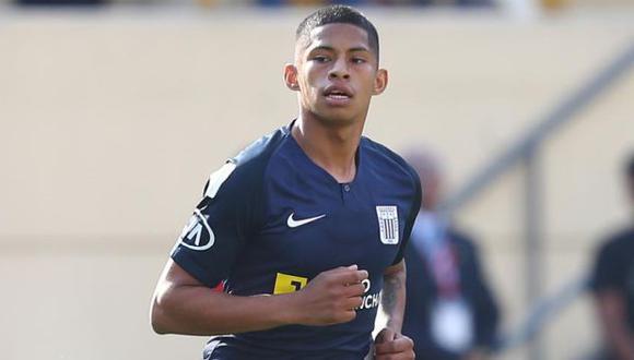 Kevin Quevedo jugará en Goiás de Brasil (Foto: Francisco Neyra / GEC)