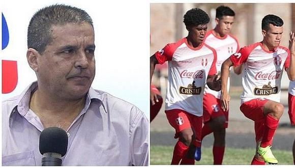 """Gonzalo Núñez sobre la Sub-20: """"Los jugadores no dan la talla"""""""