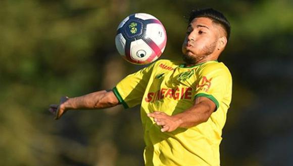 Percy Prado jugará en Sporting Cristal. (Foto: FC Nantes)