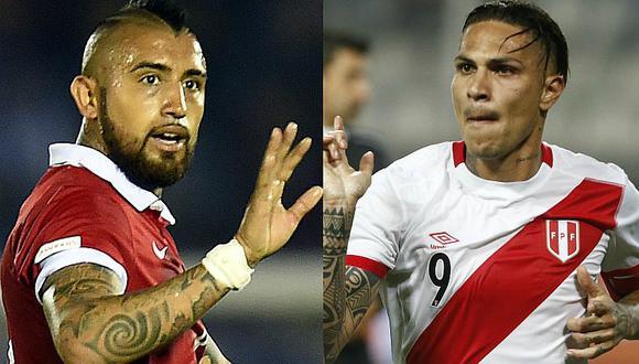 Perú vs. Chile: Así se mueven las casas de apuestas [FOTOS]