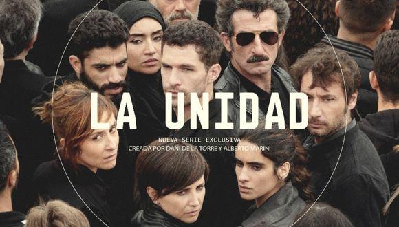 """""""La Unidad"""" es un thriller policial de Dani de la Torre. (Foto: HBO)"""