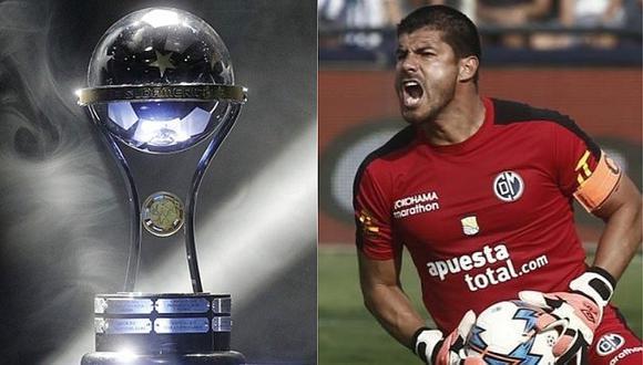 Erick Delgado fichó por club que jugará la Copa Sudamericana 2019