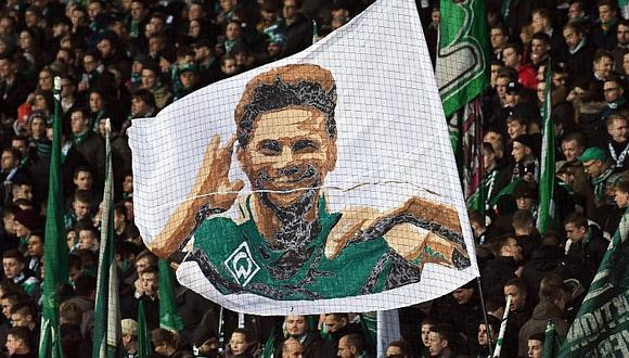 Pizarro se refirió a Lewandowski sobre su posible récord en Bundesliga