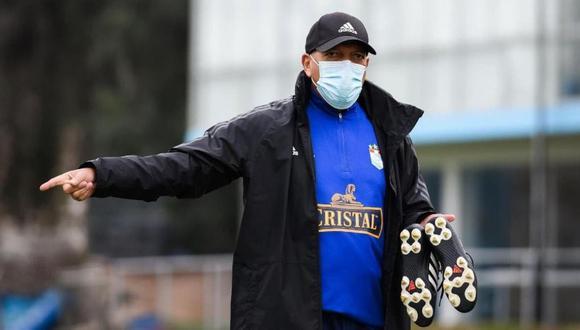 Roberto Mosquera fue campeón de la Liga 1 en el 2019 con Binacional y en el 2020 con Sporting Cristal. (Foto: Liga 1)