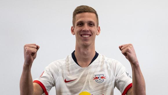 Dani Olmo firmó contrato con los alemanes hasta junio del 2024. (Foto: Getty)