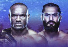 UFC 251 - Usman derrotó a Masvidal por decisión unánime