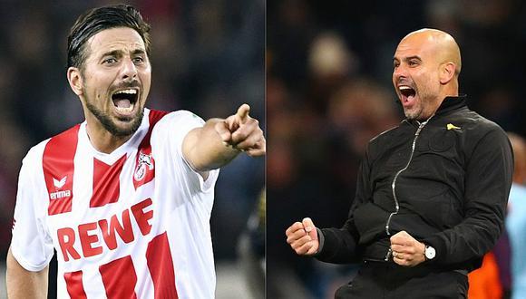 Claudio Pizarro confiesa que sería como Guardiola si elige ser DT