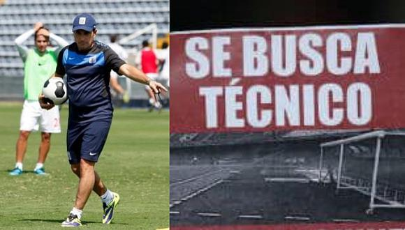 ExDT de Alianza brilló en Copa Sudamericana pero ahora piden su salida