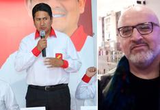 """Vladimir Cerrón dispara contra Beto Ortiz: """"Pedimos al presidente de México no alojar a un pedófilo"""""""