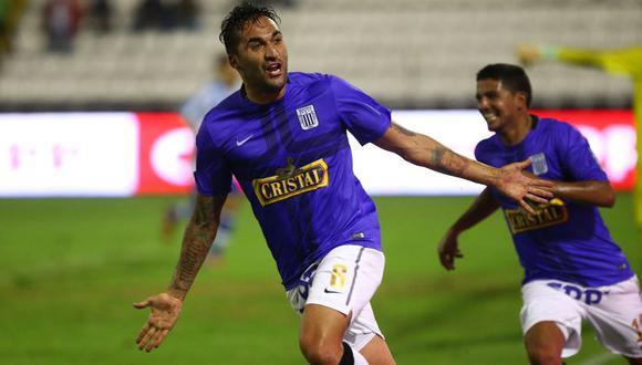 Pablo Míguez es nuevo jugador de Alianza Lima. (Foto: GEC)
