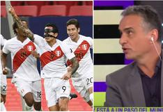 Periodista argentino saca a Perú de la lucha por un cupo al Mundial Qatar 2022