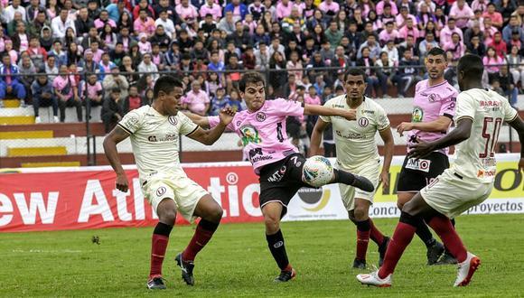 ¡Se reparten los puntos! Universitario igualó ante Sport Boys y se mantiene como puntero del Torneo Clausura [RESUMEN]