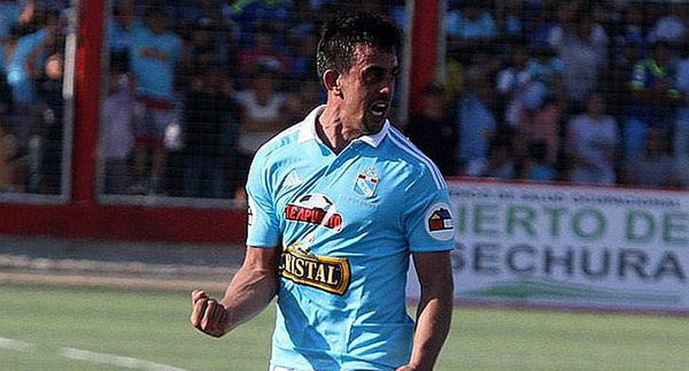 Sporting Cristal daría de baja a Diego Ifrán por cupo de extranjeros