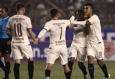 Universitario venció 3-2 a Ayacucho FC en el Monumental y es el nuevo líder del Torneo Clausura 2019