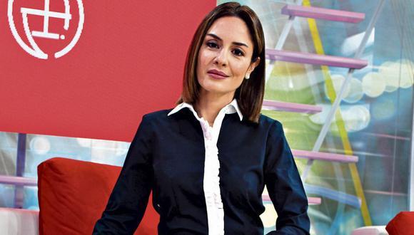 Mávila Huertas negó haber sido asidua visitante en Palacio de Gobierno para reunirse con Martín Vizcarra. (Foto: Difusión)