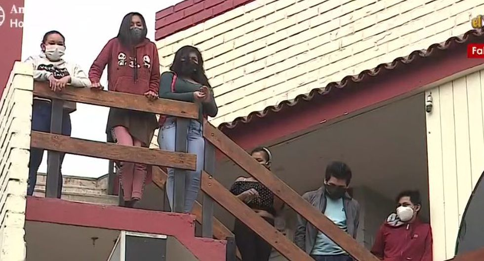 Trends: Los Olivos: 14 miembros de comunidades nativas no pueden ...
