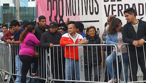 Perú vs. Colombia:  Los 73 cajeros para comprar entradas en preventa