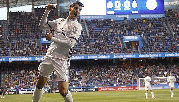 Álvaro Morata le dice adiós a Real Madrid y ya tendría nuevo club