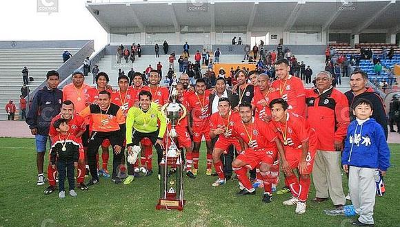 Copa Perú: Se juegan últimas instancias del Fútbol Macho