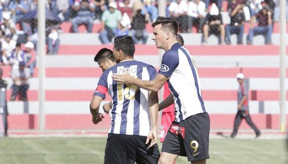 Alianza Lima derrotó 1-2 a Ayacucho FC por la fecha 13 del Torneo Clausura