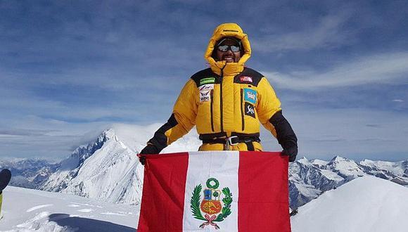 Richard Hidalgo: Restos del montañista peruano fallecido en el Himalaya son velados en Perú
