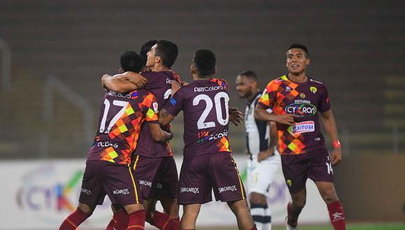 Alianza Lima no pudo con Santa Rosa y perdió por penales 3-2, tras igualar en los 90 minutos 2-2. (Foto: Liga 1)