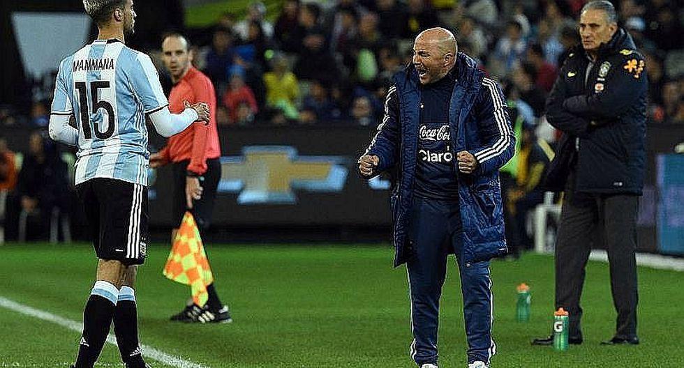 Selección argentina: Sampaoli prepara dos grandes novedades ante Uruguay