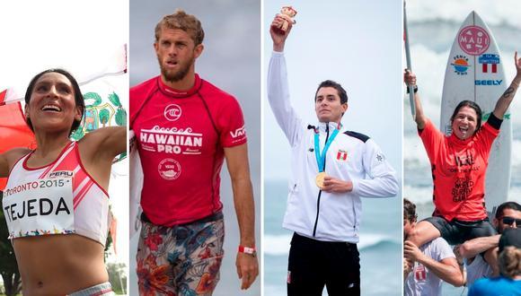 Perú tiene 35 atletas en los Juegos Olímpicos de Tokio 2020. Sigue todos los detalles de los deportistas en Japón.