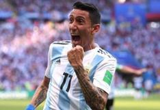 """Perú vs. Argentina: Di María indicó que su objetivo es """"ganar el partido para llegar lo antes posible a Qatar"""""""