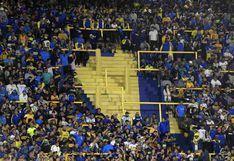 Conmebol sancionó a Boca Juniors por una falta disiciplinaria en la Copa Libertadores 2020