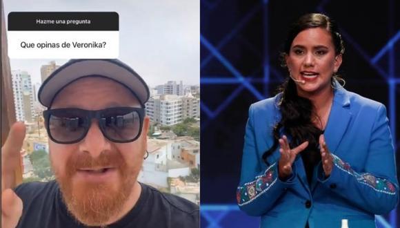 Un comediante aseguró que no le gusta Verónika Mendoza pues hace apología al pajarismo.