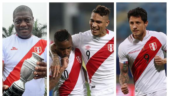 'Balán' Gonzales pide que Lapadula sea titular ante Chile.