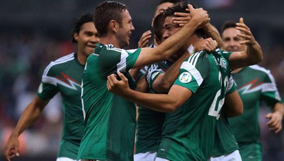 México quiere dar su gran salto en Brasil 2014