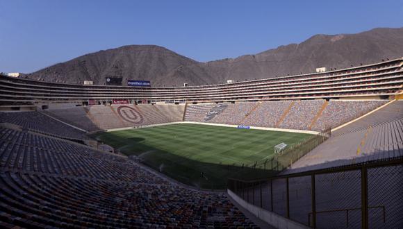 Estadio Monumental supera en capacidad de espectadores al mítico Morumbí de Brasil. (Foto: AFP)
