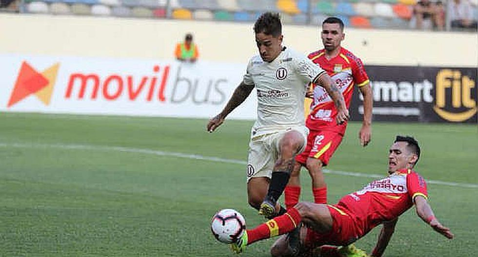 Universitario de Deportes | Los cambios obligados para vencer a Sport Huancayo y ser el único líder de la Liga 1