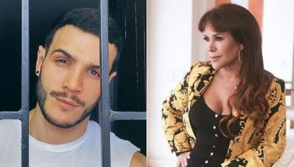 ¿Mario Irivarren es acosado por cámaras de Magaly Medina? Esto dijo el chico reality (Foto: Instagram)