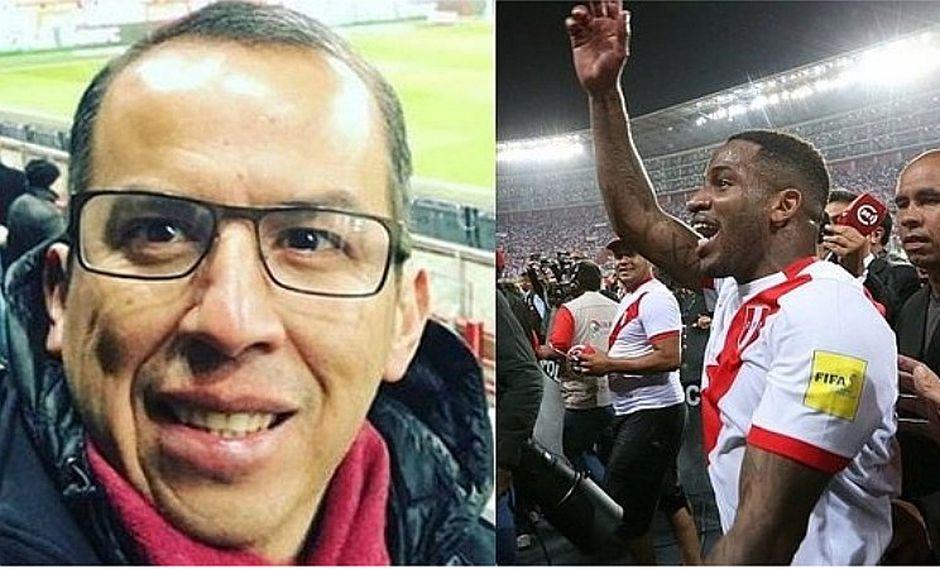 Jefferson Farfán le dedica título a Daniel Peredo
