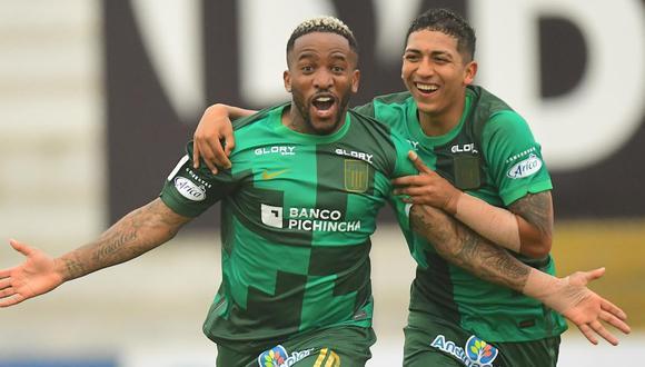 Alianza Lima y Alianza Atlético se enfrentaron por la Fase 2 de la Liga 1. Foto: Liga 1.