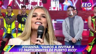 """Johanna San Miguel se disgusta y contesta a los """"Guerreros Puerto Rico"""""""