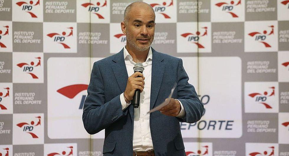Presidente del IPD renuncia al cargo tras escándalo por retiro de apoyo a los deportistas