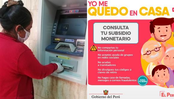 El segundo bono de 380 soles, Yo Me Quedo en Casa otorgado por el Ministerio de Desarrollo e Inclusión Social (MIDIS) se viene entregando de manera progresiva en todo el territorio peruano