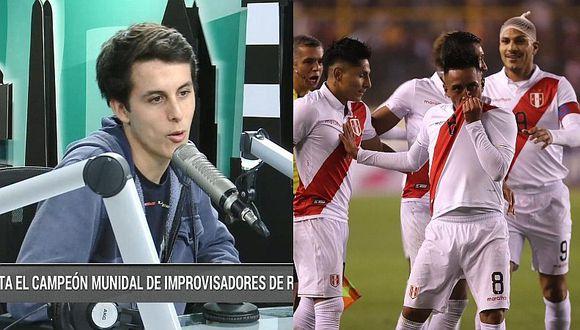 Copa América: 'Jaze' dedica un especial 'freestyle' para la Selección Peruana | VIDEO